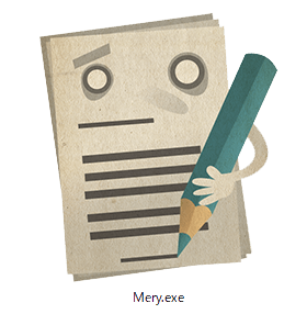 Mery of Text Editor