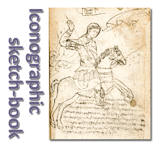 Iconographic sketch-book